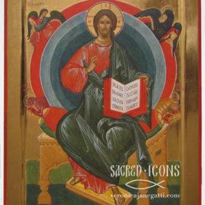 Our Saviour enthroned, 2012.