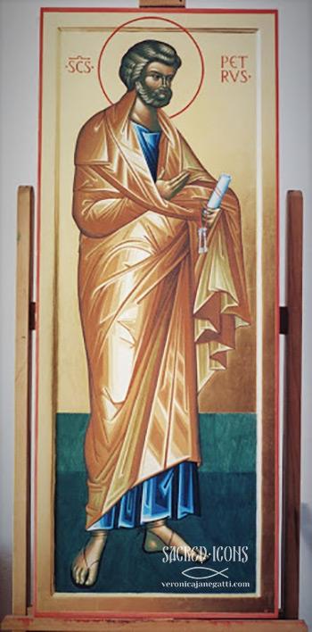 Saint Peter, 2008.