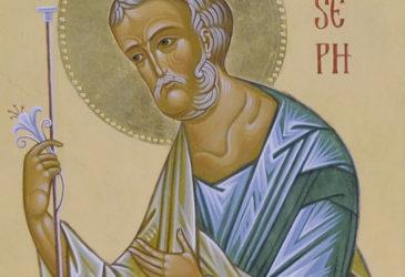 2020-2021  Year of Saint Joseph